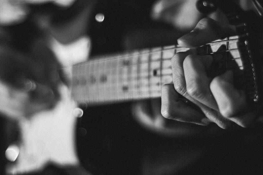 Gitarre Musikunterricht Musikschule