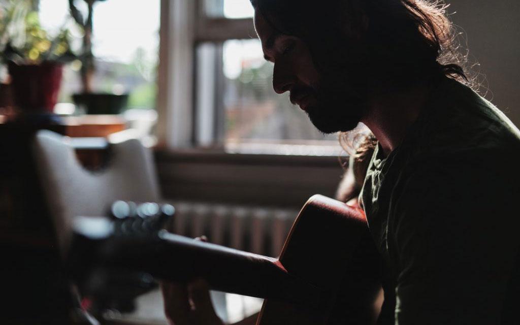 wohnzimmerkonzert Gitarre Lernen