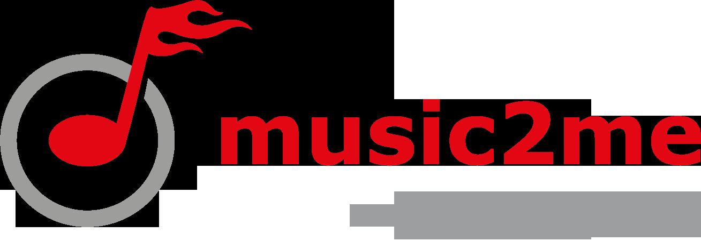 music2me logo