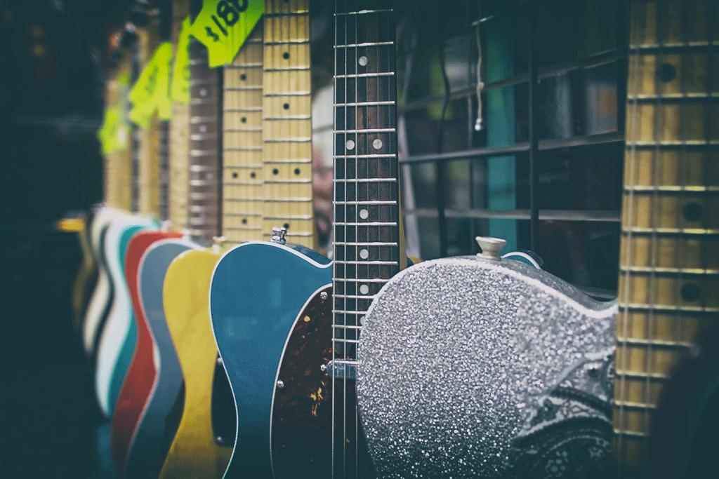 online-shop E-Gitarre kaufen
