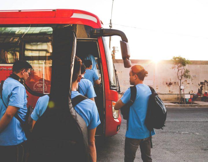 tour planen Tourbus