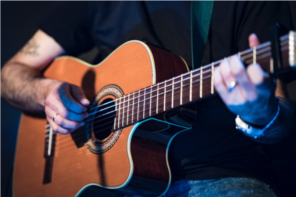 bandup Gitarre Musikschule