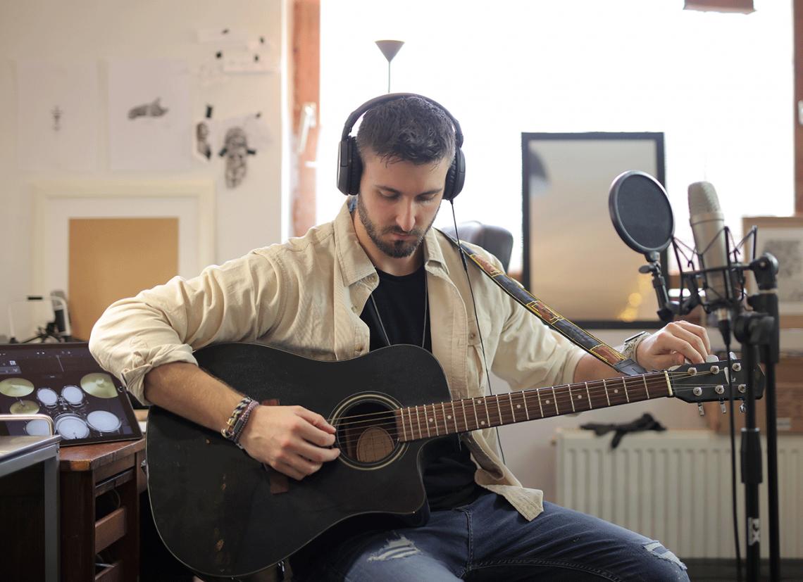 Gitarre-stimmen