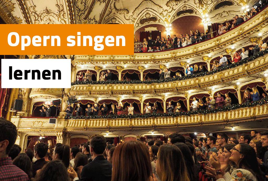 opern-singen