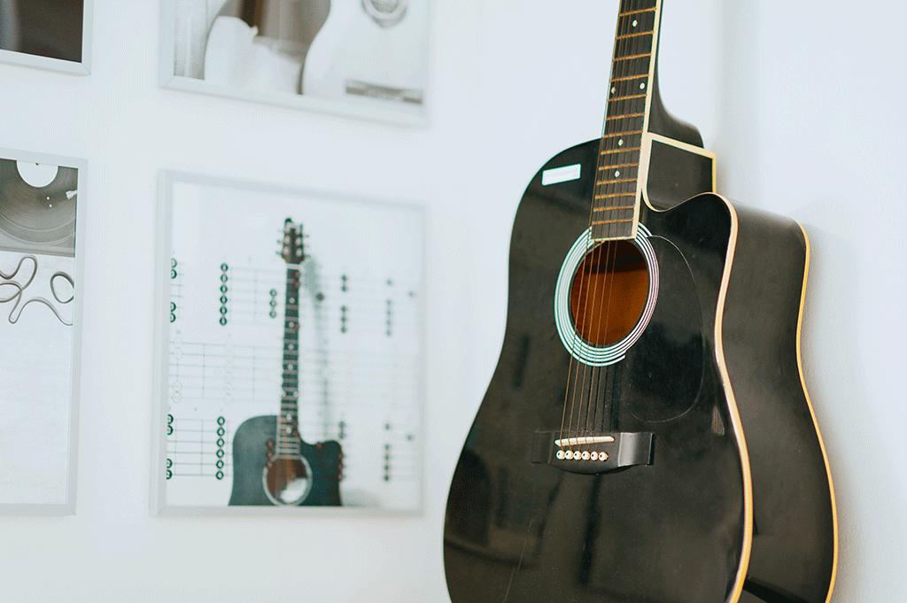 Geschichte der Gitarre