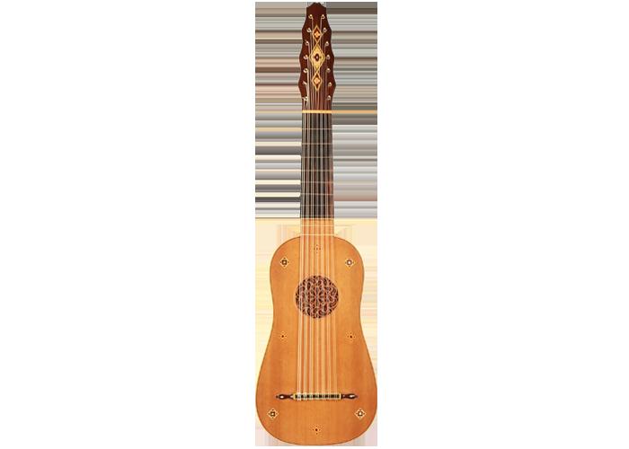 Geschichte der Gitarre: Vihuela