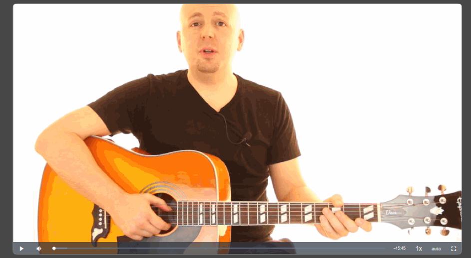 Liedbegleitung Video