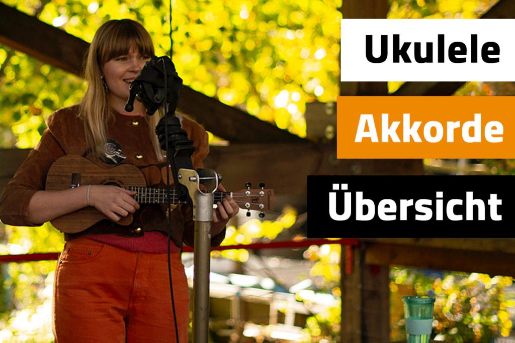 akkorde ukulele