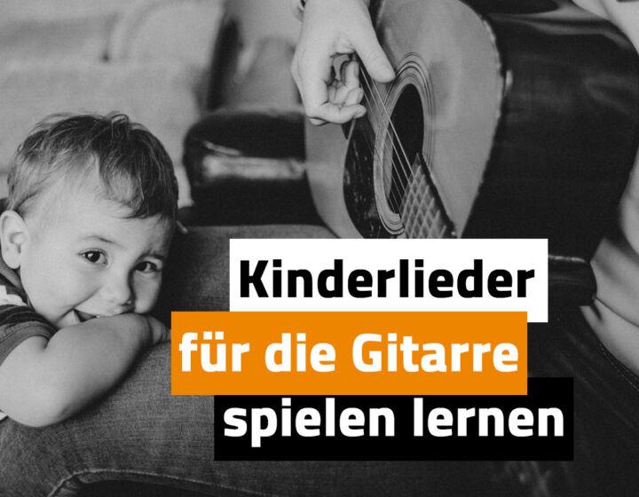 kinderlieder gitarre