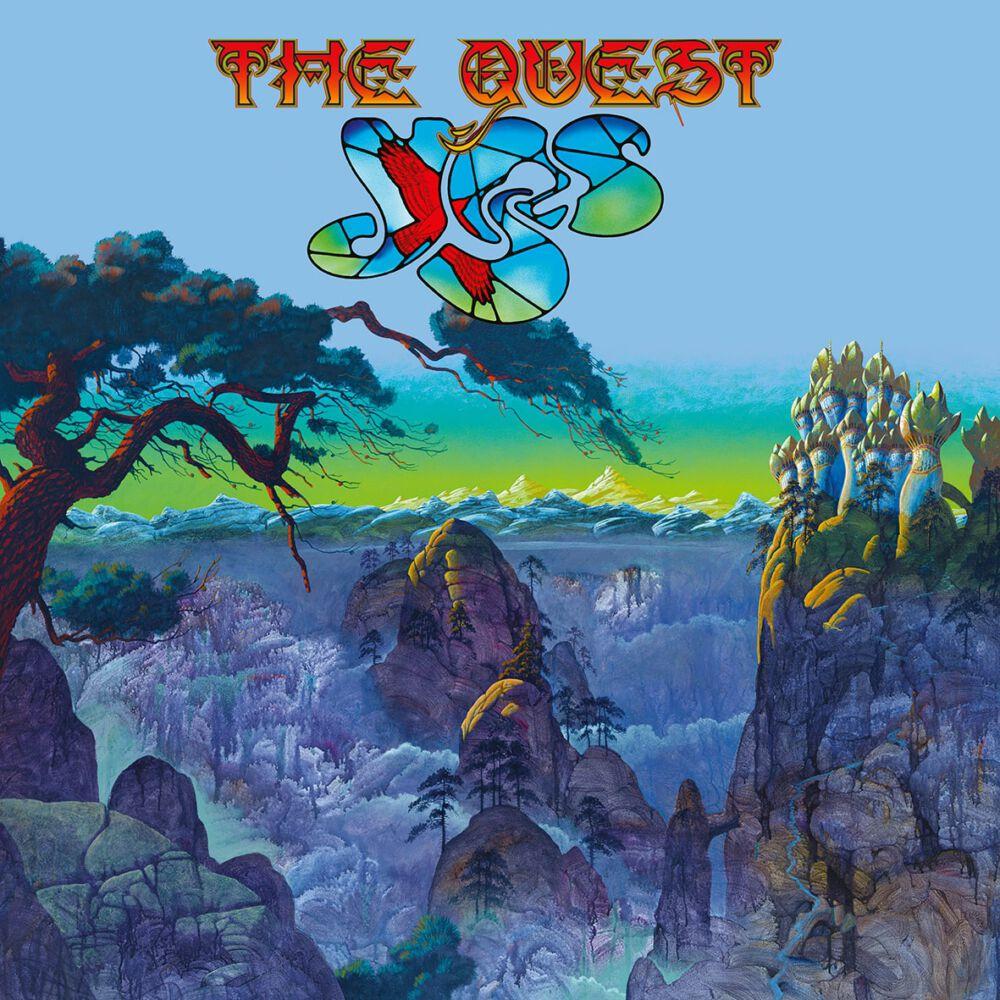 """Yes – Artrock Legende mit neuem Album """"The Quest""""."""